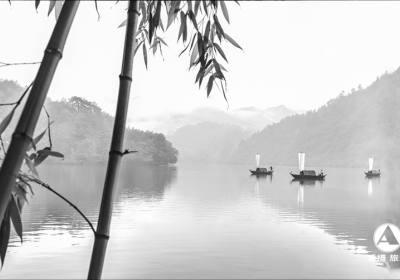 瓯江、云和摄影采风团作品欣赏及活动花絮