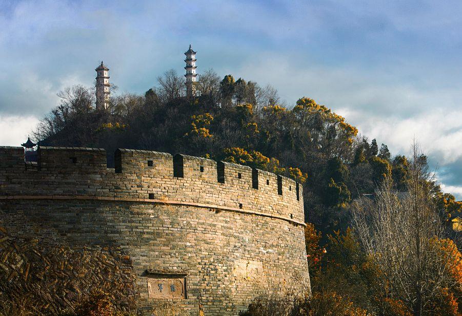 台州城墙02