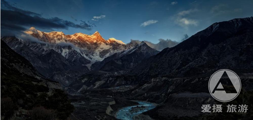 雅鲁藏布江两岸1